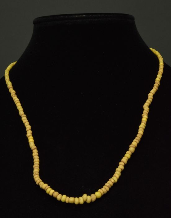 Ancient Roman Stone Wearable Necklace