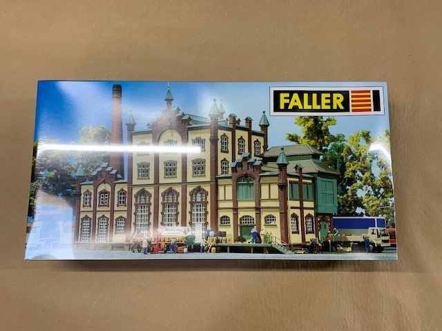Faller H0 - 130979 - Scenery - Brewery