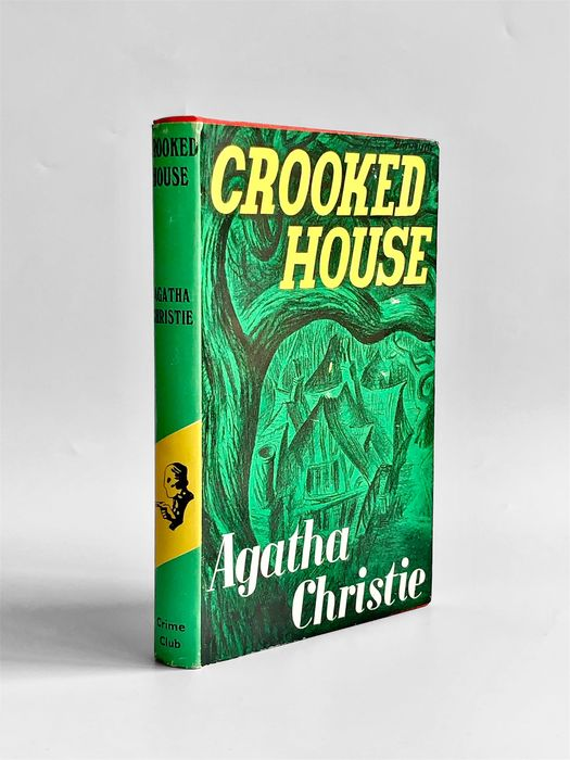 Agatha Christie - Crooked House - 1949