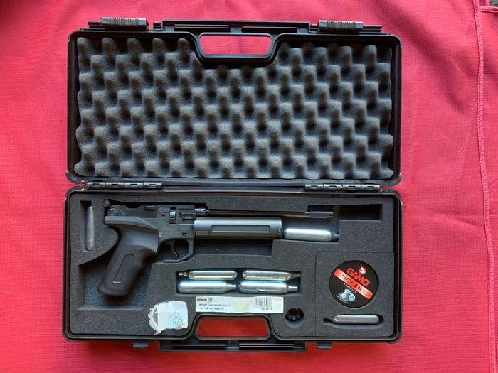Germany - 21st Century - Mid to Late - Röhm Gmbh - Twinmaster - Air pistol - 4.5 Pellet Cal