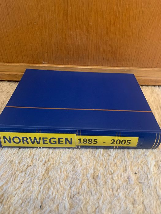 Noorwegen 1867/2005 - 1 album from classical to modern with postage value