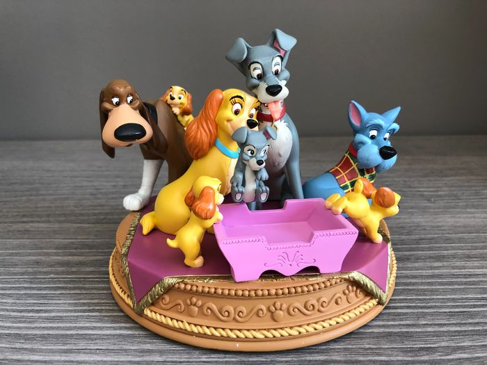 Disney Story Collection - Beeld - Lady and the tramp