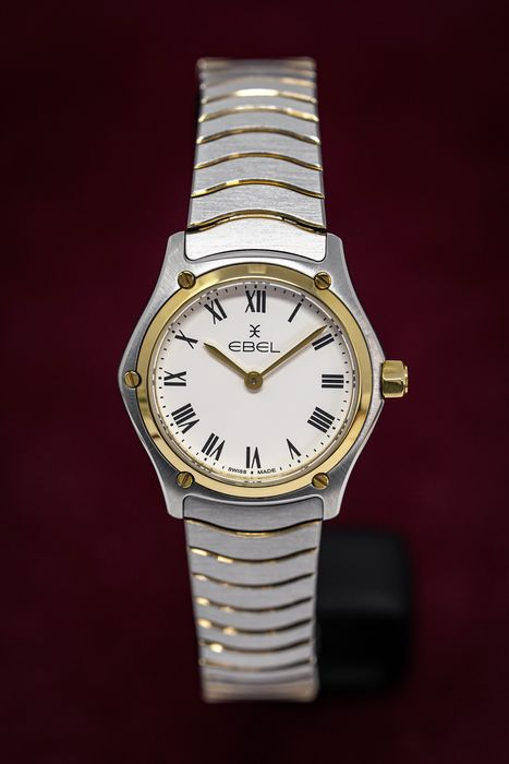 Ebel - Sports Classic Two Tone - 1216384 - Dames - 2011-heden