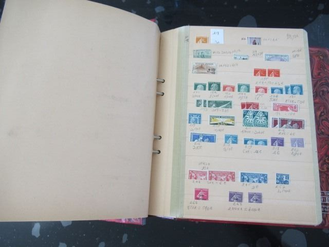 Frankrijk 1876/1994 - Significant collection of stamps - Volume 2.