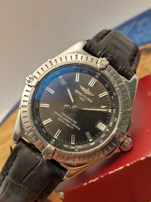 Breitling - Windrider Wings - A10350 - Uomo - 1990-1999