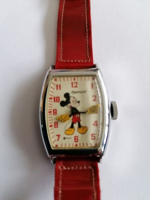 Mickey Magazine - Ingersoll US Time Mickey Mouse horloge 1947 - (1947)