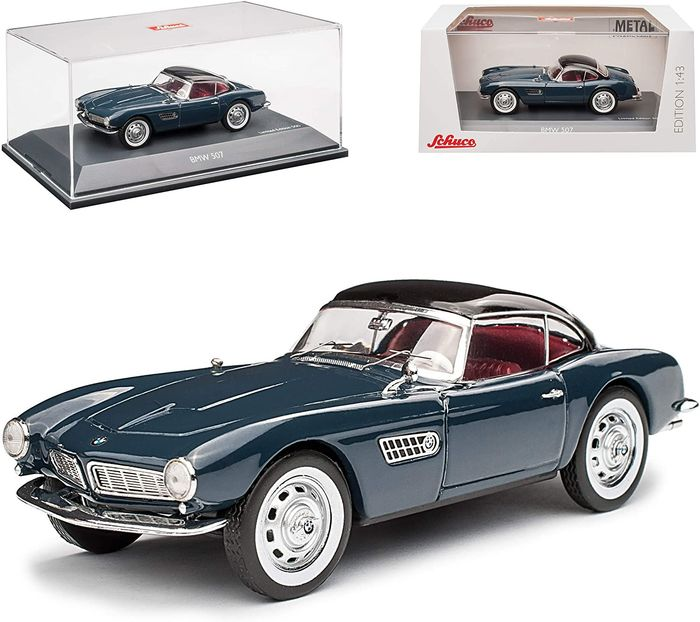 Schuco - 1:43 - BMW 507 - Limited Edition of 500 pcs.