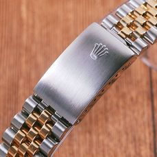 Rolex - 62523.H18 - Jubilé-armband 18K goud / staal