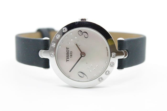 Tissot - T-Lady Flamingo - Mother Of Pearl, Diamonds - Donna - 2000-2010