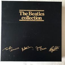 Beatles - The Beatles Collection [Italian Pressing] - Cofanetto LP - 1979