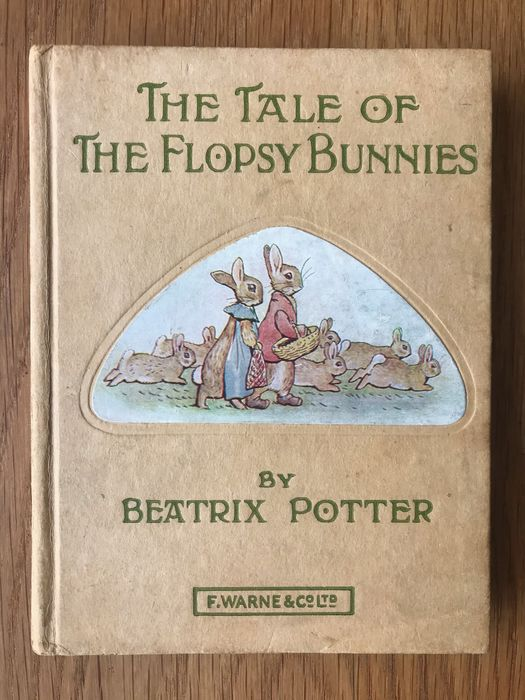 Beatrix Potter - The Tale of the Flopsy Bunnies