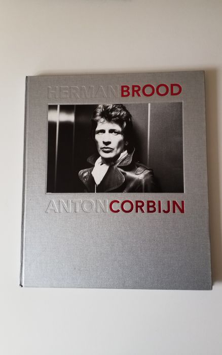 Signed; Anton Corbijn - Herman Brood - 2002