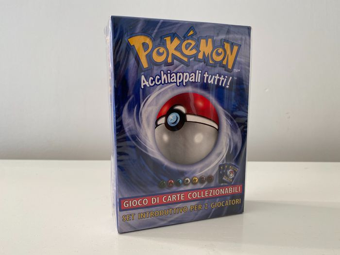 Wizards of The Coast - Pokémon - Booster Box BOOSTER BOX SET BASE ( SEALED ) MACHAMP 1st EDITION - 1999