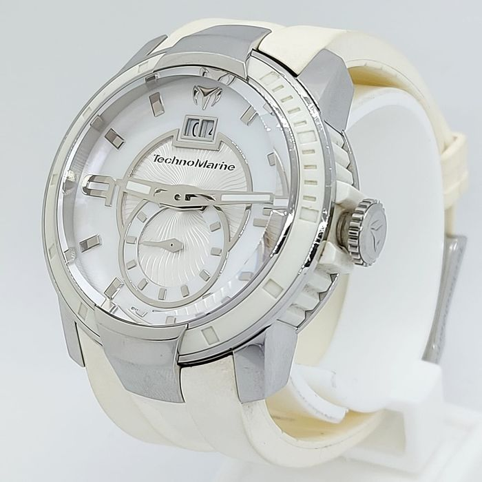 TechnoMarine - UF6 Mother of Pearl Dial Collection - 09064065 - Unisex - 2011-presente