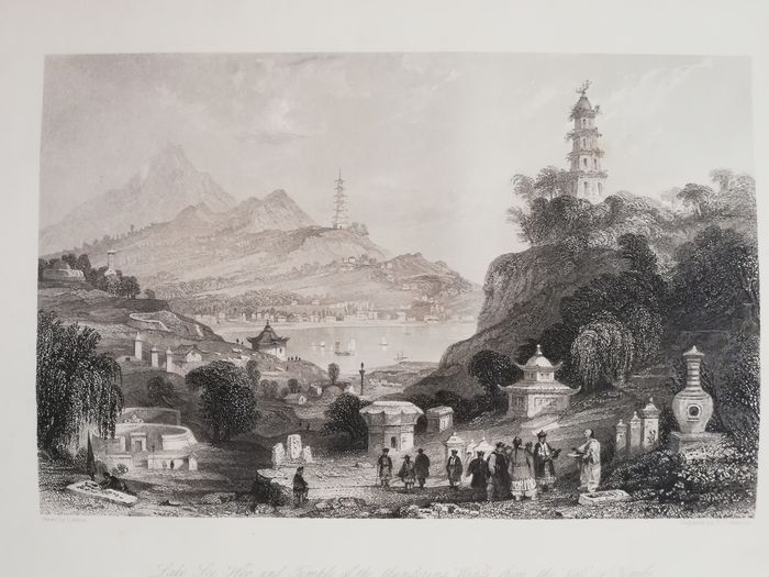 Thomas Allom - China in a series of views, architecture and social habits - 1843