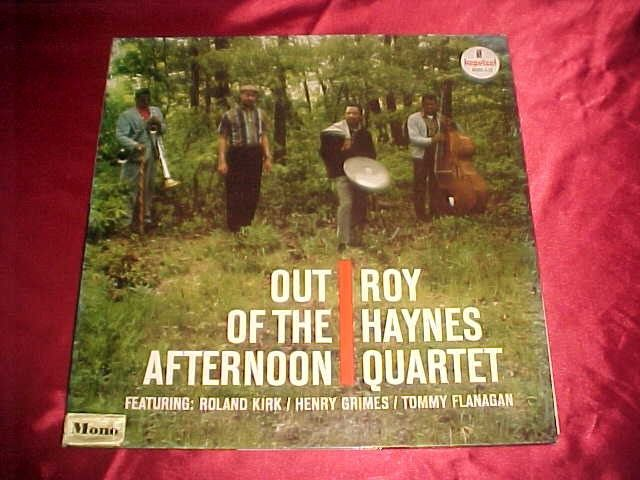 Roy Haynes - out of the afternoon - LP Album - 1962