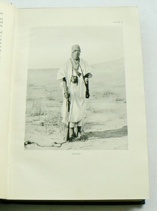 Francis Rennell Rodd - People of the veil: being an account of the habits, organization and history of the wandering Tuareg - 1926