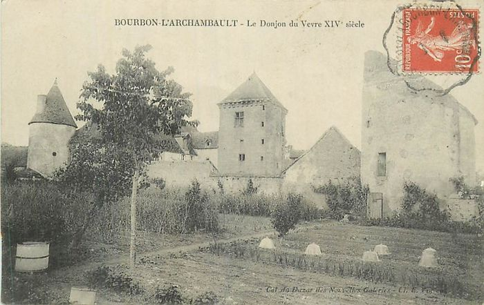 France - Department 01 - l'Ain - Postcards (Collection of 60) - 1900-1930
