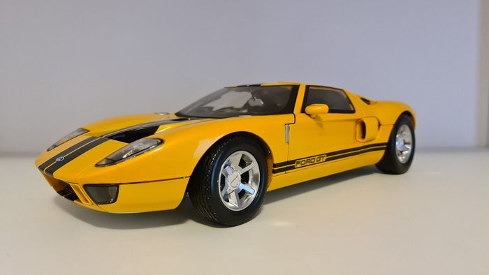 Motormax - 1:12 - Ford GT - Ford GT Concept Car