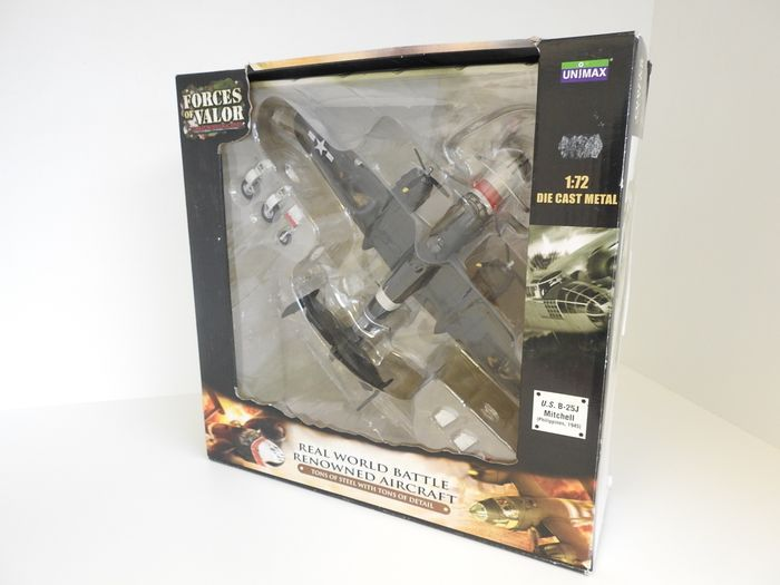 Forces of Valor - 85045 - Vliegtuig U.S. B-25J Mitchell - 1940-1949 - V.S.