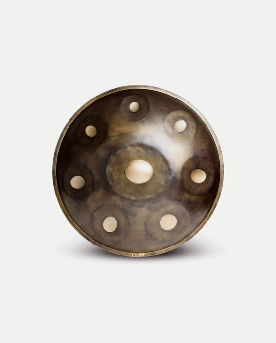 Battiloro Handpan - Handpan Battiloro C# minor 432 Hz - Handpan/Tamburo Hang - Italia - 2021