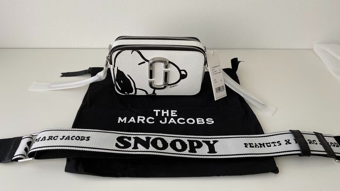 Marc Jacobs - Peanuts Limited Edition Snoopy - Shoulder bag