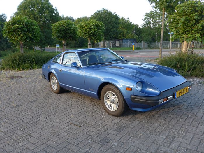 Datsun - 280ZX Two Seater - 1981