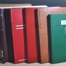 Paesi dell'Europa orientale - Batch in various stock books and albums