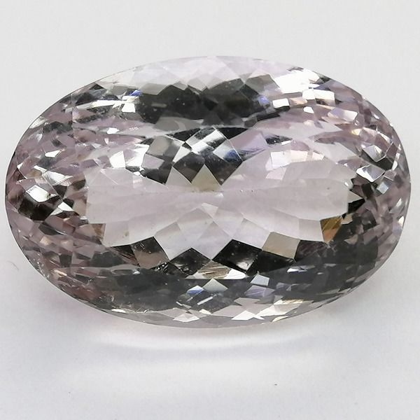 No Reserve Price - Amethyst Rose from France - 22.90 ct