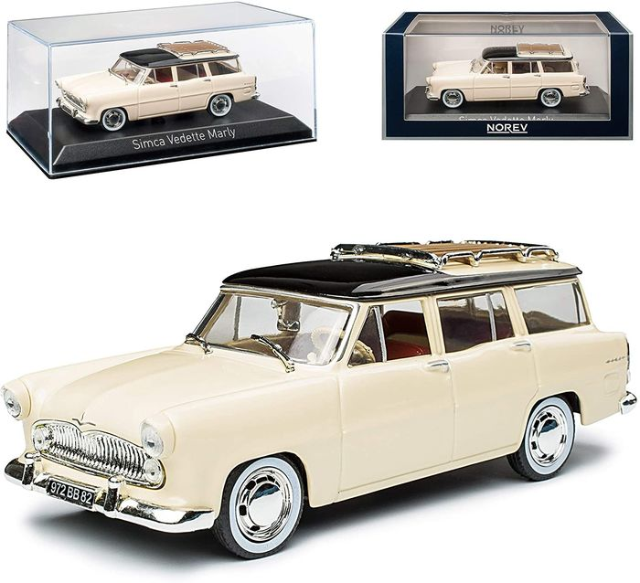 Norev - 1:43 - Simca Vedette Marly 1957