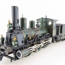 Märklin, Trix H0 - Steam locomotive with tender - Serie B VI 'Tristan' 'König Ludwig Zug' - K.Bay.Sts.B