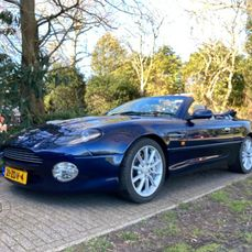Aston Martin - DB7 6,0 V12 Vantage 6-speed manual - 1999