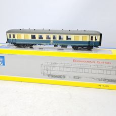 ESU H0 - 36041 - Passenger carriage - Disco gesellschaftwagen WGye381 with extensive functions - DB