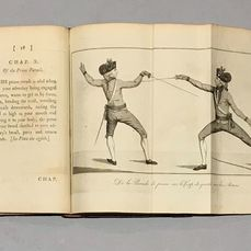 Olivier, Mr. - Fencing familiarized or New Treatise on the Art of Small Sword - 1780