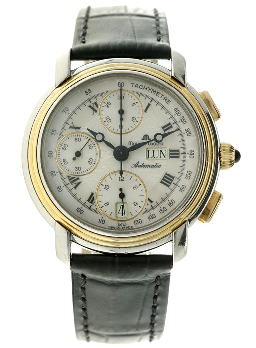 """Maurice Lacroix - Masterpiece Croneo - """"NO RESERVE PRICE"""" - 67413 - Homme - 1990-1999"""