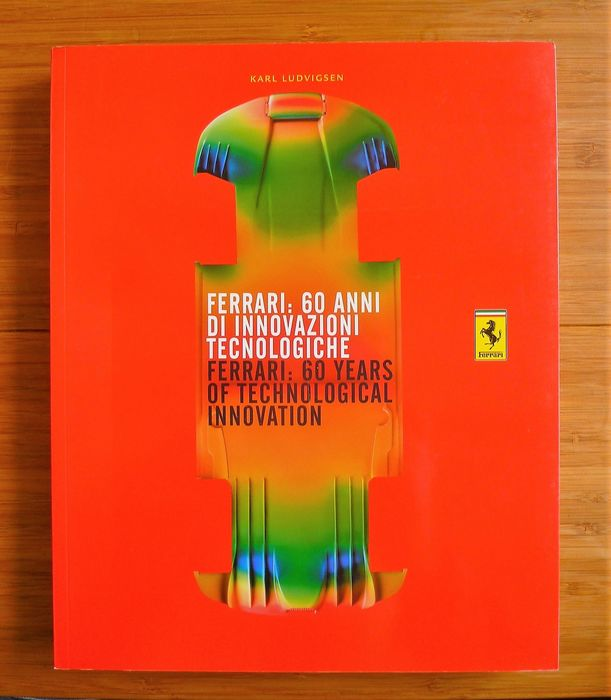 Boeken - Ferrari, 60 years of technological innovation - Karl Ludvigsen - Ferrari - Na 2000