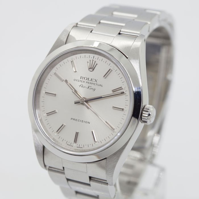 Rolex - Oyster Perpetual Air King - 14000 - Uomo - 1990-1999
