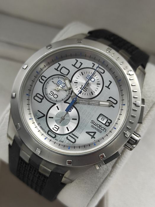 """Swatch - Automatic Chronograph """"NO RESERVE PRICE"""" - Heren - 2011-heden"""