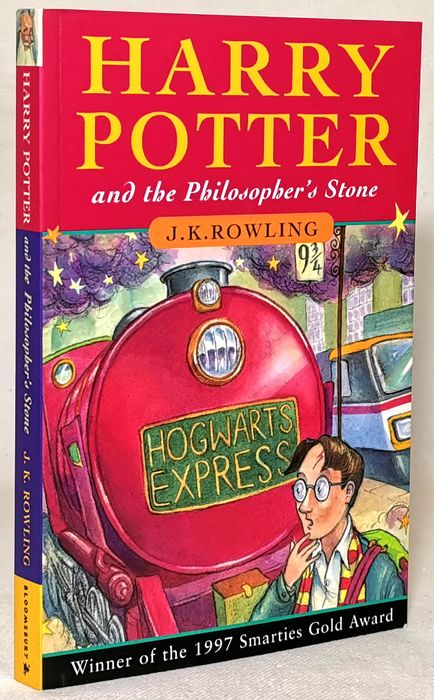 Joanne Rowling - Harry Potter and the Philosopher's Stone [Copyright Error] - 1997