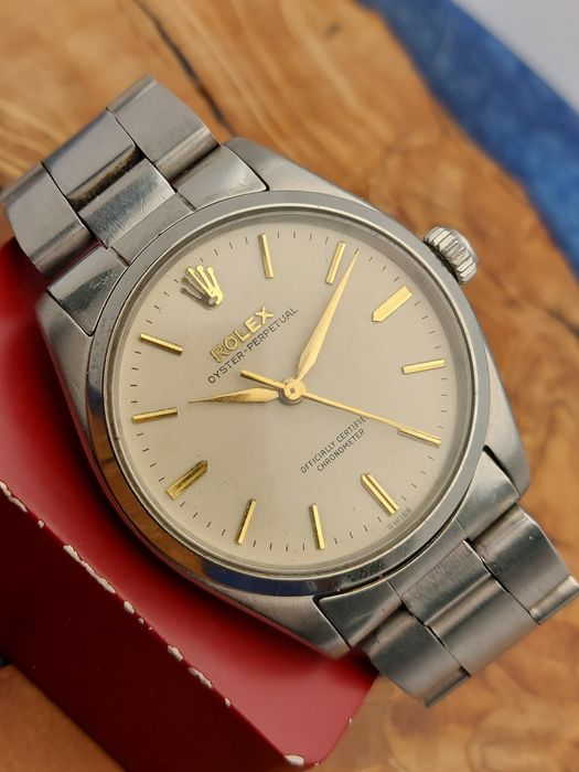 Rolex - Oyster Perpetual - 6564 - Hombre - 1960-1969