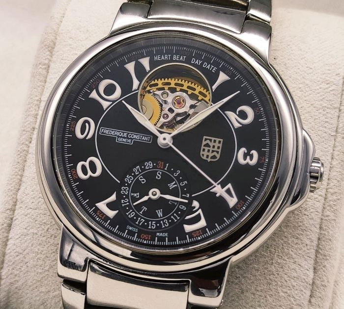 "Frédérique Constant - Highlife Heart Beat Automatic ""NO RESERVE PRICE"" - FC610X3H5 - Hombre - 2011 - actualidad"