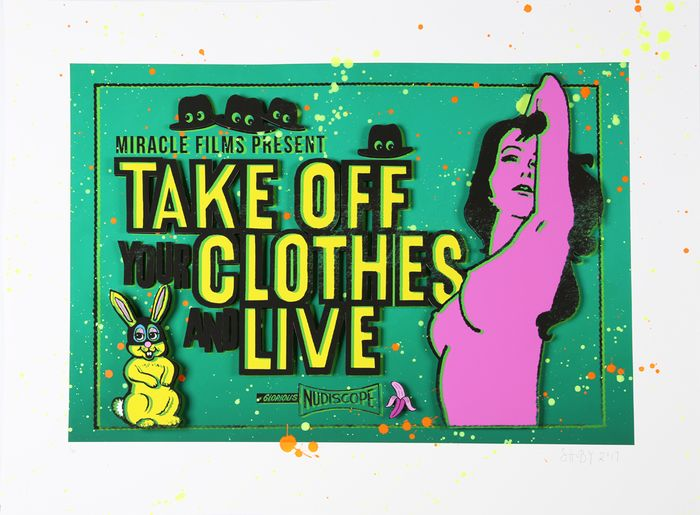 Shuby - Take off your clothes and live