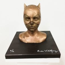 Emma Wildfang - CATWOMAN bronzed  4/50 - (2021)
