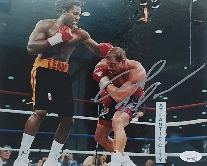 Boxing - Tommy Morrison - Photograph