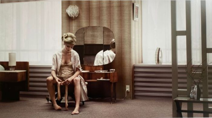Erwin Olaf (1959) - Barbara, from Grief series