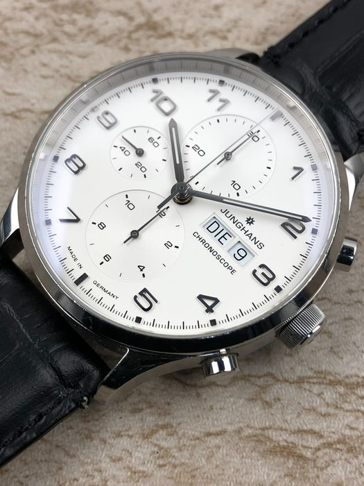 Junghans - Meister Chronoscope - 027/4750 - Hombre - 2011 - actualidad