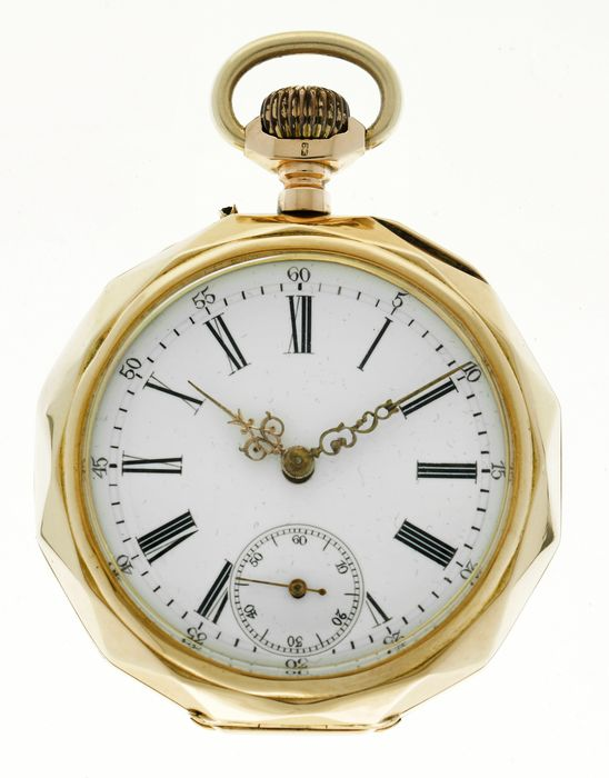 Anonimo - classic 14k gold - Homme - 1850-1900