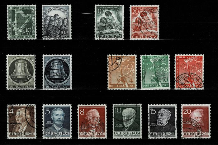 Berlin - Collection ex 1948/1954
