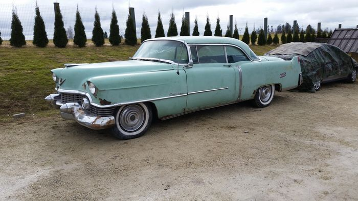 Cadillac - Series 62 Coupe two door - 1954