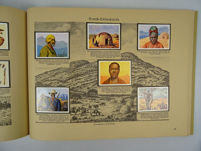 Germany - 270 pictures of the German colonies in Africa, complete illustrated book